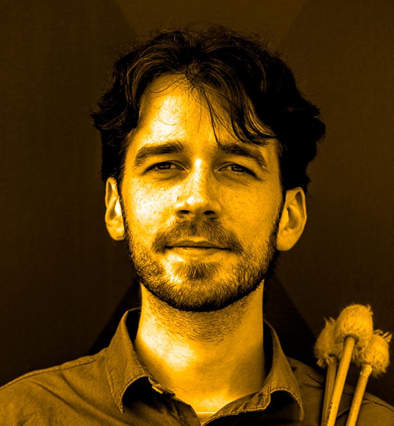 Cristiano Pomante: Vibes & Marimba
