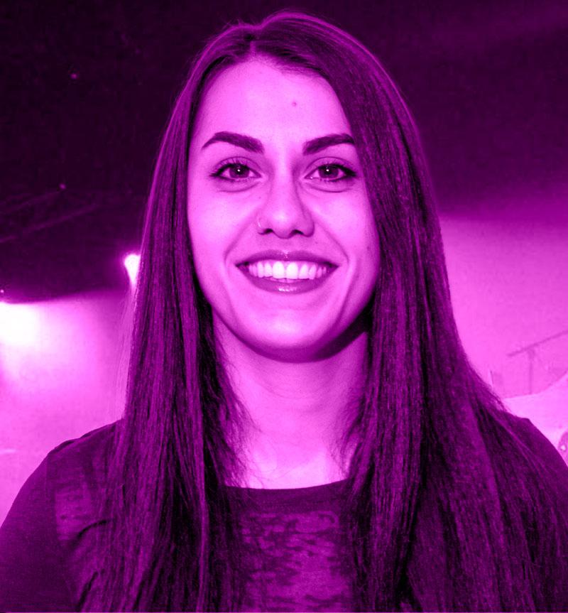 Alessia Turcato: Voice & Vocoder