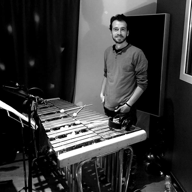 Cristiano Pomante: Vibes & Marimba - Koine Sound Collective
