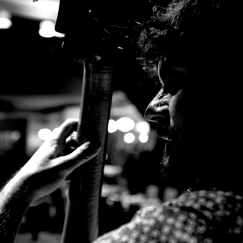 Fabrizio Fogagnolo: Doublebass - Koine Sound Collective