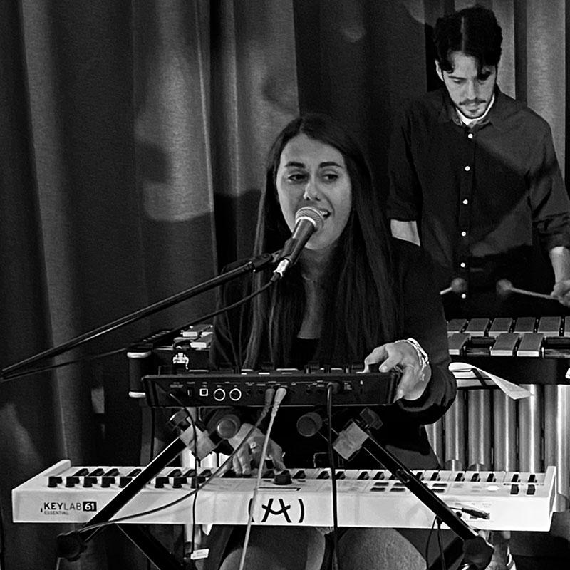 Alessia Turcato: Voice & Vocoder - Koine Sound Collective
